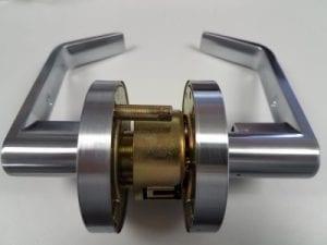 Commercial Grade Lever Handle Lock