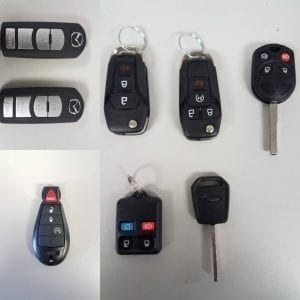 Lost Car Key Replacement Services